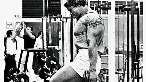 Tip de la Semana - La rutina de Arnold para Hombro y Brazo